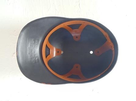Vintage Early 1980s Laich Full Size Baltimore Orioles Souvenir Plastic Helmet